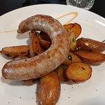 Saucisse grenaille (plat)