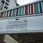 Thorndon Chippery (one of two in town)