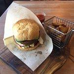 Photo of Ogon. Burger. Bar