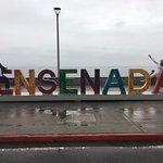 Ensenada sign