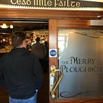 Entrance to Merry Ploughboy