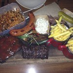 The Smokehouse Platter