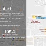 Contact VIP VALLARTA TRANSPORTATION