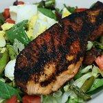 Atlantic Salmon chopped salad