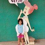 Flintstone's Bedrock City Photo