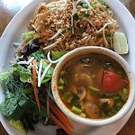 Pad Thai Lunch portion