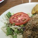 Excellent riz aux crevettes