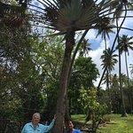 My husband Gary Kuehn and our guide Natasha