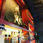 Beautiful bar! Gotta try the slushie margaritas!!