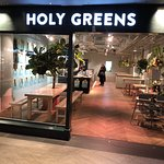 Bilde fra Holy Greens