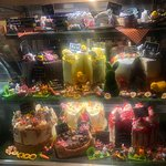 Our amazing Easter cake cabinet