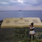 One of the monuments on the Malecon