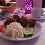 Indisches Restaurant Maharadscha Foto