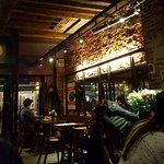 Tavern Paon Royal near square.