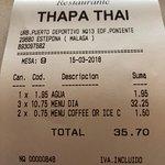 Foto di Thapa Thai
