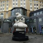 Bilde fra Smurf Statue