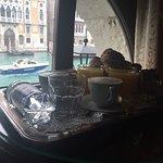 colazione sul canal grande
