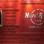 Foto di Hard Rock Cafe Barcelona