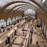 Galerie du Musée d'Orsay