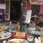 Foto de Happy Days Cafe