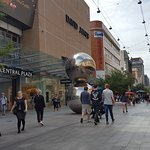 The 'Mall's Balls' - Rundle Mall