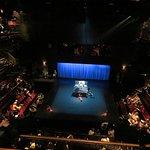 Waiting for Macbeth to begin - RSC Theatre (15/Mar/18).