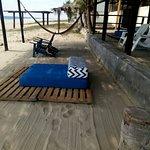 Área de la playa, un lugar para estar en conexión con la naturaleza