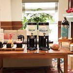 27 hour Coffee Station