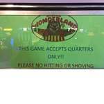 Quarters only