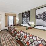 金博爾速 8 飯店張圖片