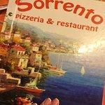 Φωτογραφία: Sorrento pizzeria