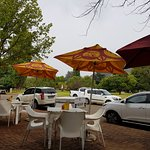 laid back shilled out feeling in Clarens
