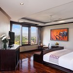 Kiri Suite with magnificent view of Mount Phu Si