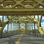 Foto di Roberto Clemente Bridge (Sixth Street Bridge)