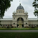 Фотография Royal Exhibition Building