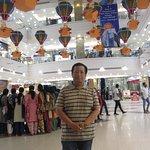 Inside Lu Lu Mall, Kochi.