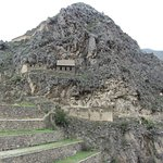 Photo de Temple d'Ollantaytambo