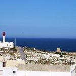 cimetière marin et le phare