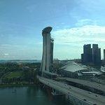 シンガポール・フライヤーの写真