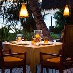 Tec Tec Restaurant, romantic atmosphere