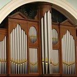 St Cuthbert's organ