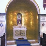 St Cuthbert's Memorial Chapel (where Agatha Christie's second wedding took place).