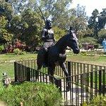 Statue of Maharaja Rajit Singh