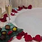 abba Sants Hotel 4*S - Detalle Romántico