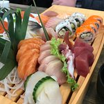 The love boat, truly a sushi boat to love!