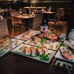 Sushi Loves Sake
