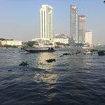 The biggest river of Bangkok