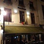 Paon Royal Restaurant near square