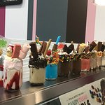 Awesome fancy looking shakes ..