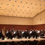 Attend a symphony orchestra event - DONE